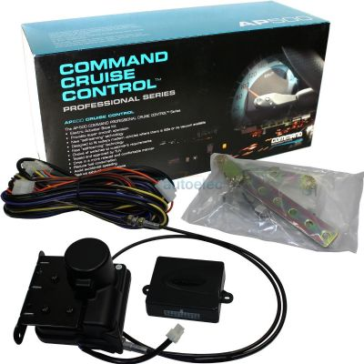 command ap500 cruise control