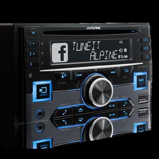 Alpine CDE-W265EBT