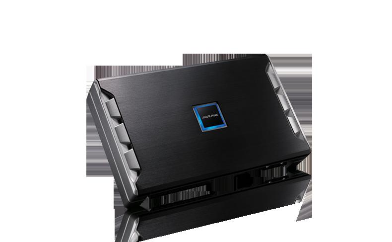 Alpine PDR-V75 5chl Amplifier - Signature Car Sound