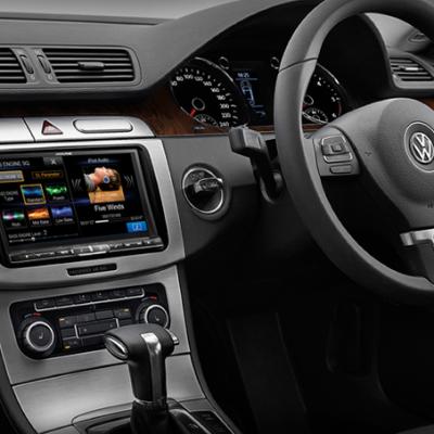 "Alpine X800D-U 8"" Naviagtion VW Solution - Signature Car Sound"