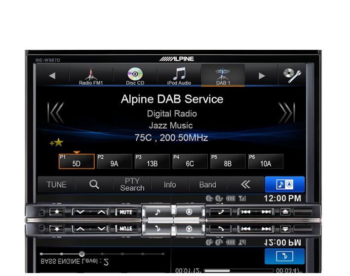 Alpine ine_w987d