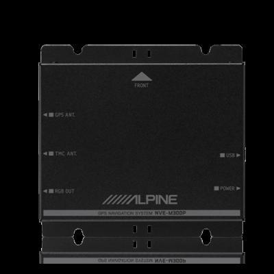 Alpine NVE-M300P Navigation