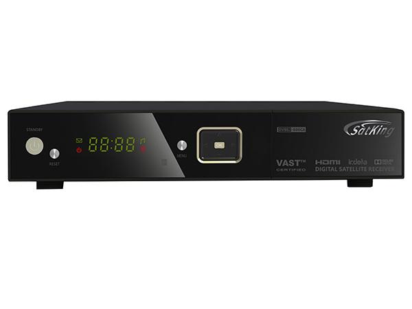 SatKing DVBS2-800CA VAST SATELLITE DECODER