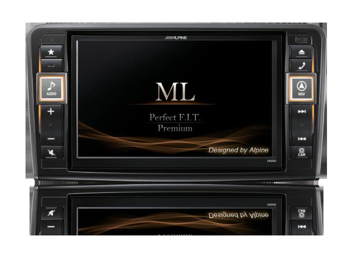 X800D-U ML Mercedes - Signature Car Sound