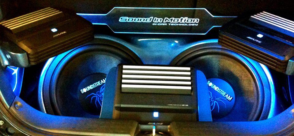 Signature Car Sound Custom Installation