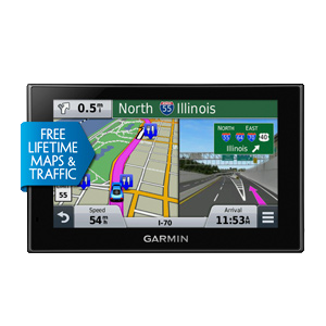 Garmin Nuvi 2589 - Signature Car Sound