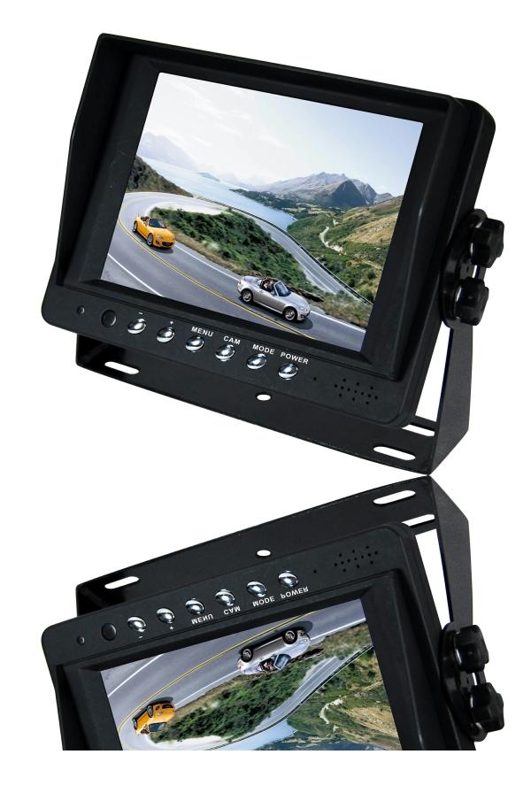 "CH-STDMON5U 5"" Monitor"