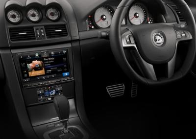 """Holden VE HSV 8"""" Navigation Solution"""