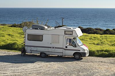 RV Motorhomes & Caravan