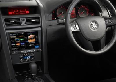 "Holden VE Commodore - Alpine 8"" Navigation Solution"