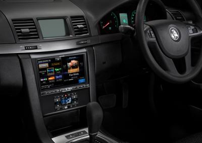 """Holden VE Omega 8"""" Navigation Solution"""