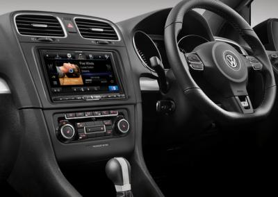 """VW Golf 8"""" Navigation Solution"""