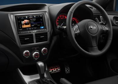"Subaru WRX Impreza 8"" Navigation Solution"