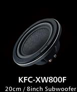 Kenwood KFC-XW800F