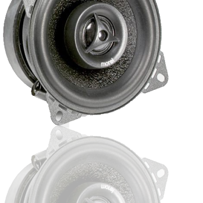 "Morel Maximo 4"" Coaxial Speakers"