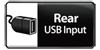 Rear USB