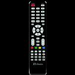 RV Media TV IR Remote - Signature Car Sound