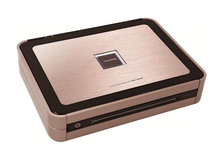 Alpine PDX-M12GC - Mono Block Amplifier - Signature Car Sound