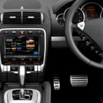 "Alpine PORSCHE CAYENNE X008AU 8"" Premium Navigation Solution (BOSE AUDIO System) - Signature Car Sound"