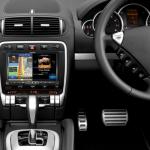 """Alpine PORSCHE CAYENNE X008AU 8"""" Premium Navigation Solution (BOSE AUDIO System)"""