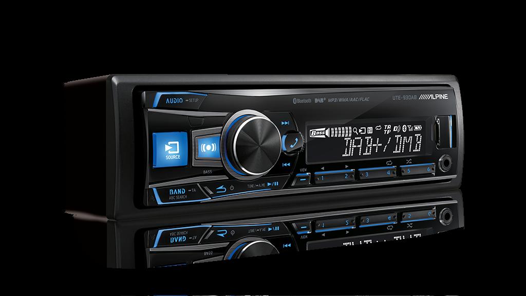 Alpine UTE-93DAB - Signature Car Sound