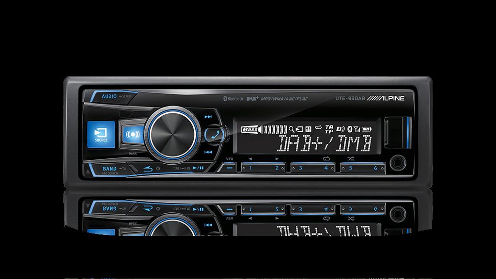 Alpine UTE-93DAB - Sound In MOtion