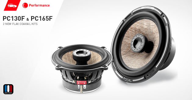 FOCAL IS EXPANDING ITS FLAX LINE WITH TWO NEW COAXIAL KITS