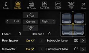 Golf-7-EQ-Fader-balance-X901D-G7