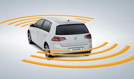 Golf-7-Parking-Sensor-X901D-G7