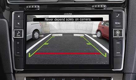 Golf-7-Rear-Camera-X901D-G7