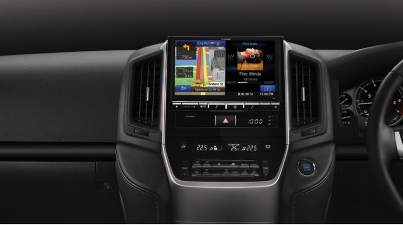 New Release! Alpine 9″ Navi Solution for 200 Series Landcruiser
