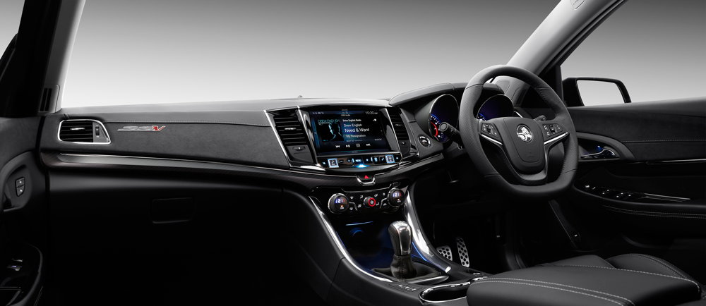 SNEAK PEAK! Holden VF Commodore – Alpine X901D-VF 9″ Navigation Solution