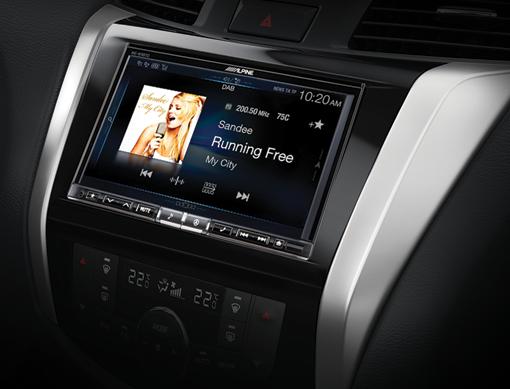 "Nissan Narvara NP300 7"" Navigation Solution"