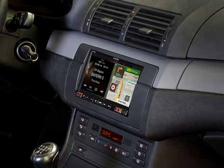 SNEAK PEAK! BMW E46 Owners Alpine are set to launch a 7″ Navigation Solution for the Australian Market