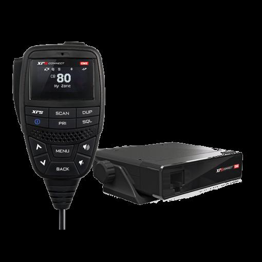 1. Mobile UHF Radios