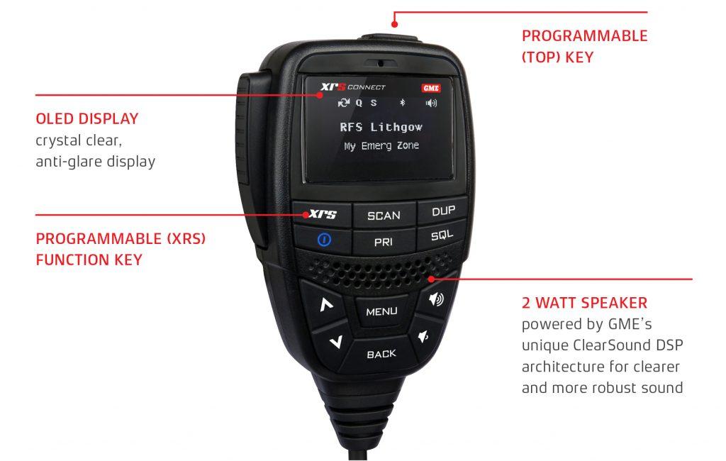 GME XRS-370S MIC