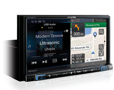 """7"""" Touch Screen Head Units"""