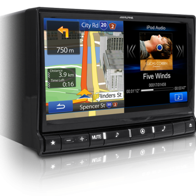 1. In Dash Navigation Units