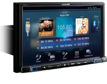 """8"""" Touch Screen Head Units"""