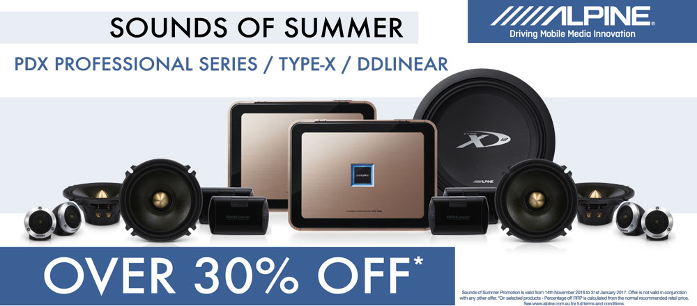 Sounds Of Summer Promotion