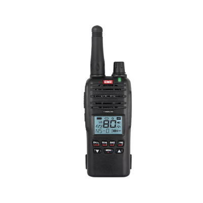 2. Hand Held UHF Radios