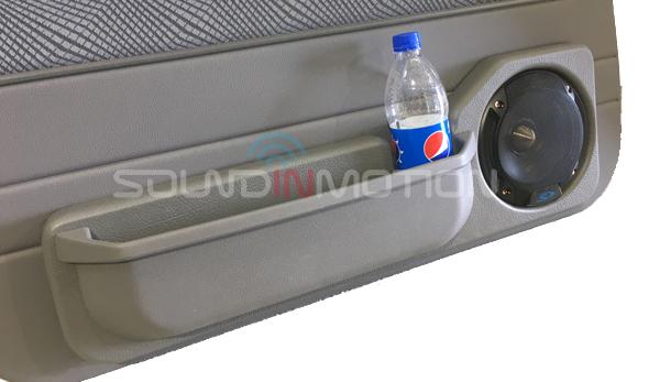 Custom Speaker Door Pods – Toyota HJ79 Landcruiser