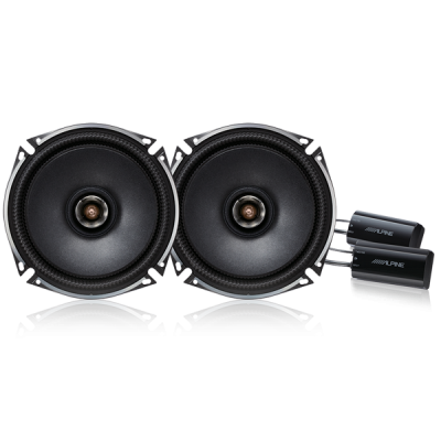 """6.5"""" Coaxial Speakers"""
