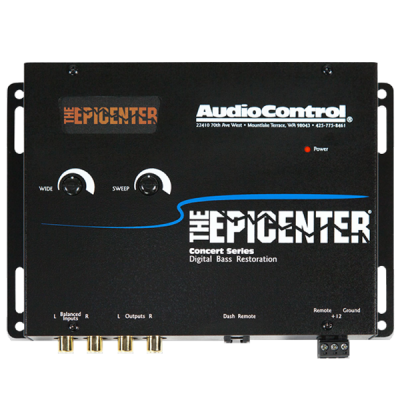 AudioControl The Epicenter