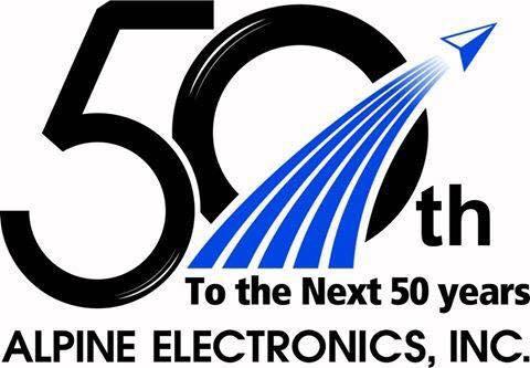 Alpine Electronics – 50th Anniversary 2017