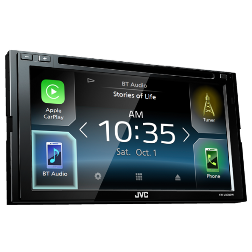 """6.8"""" Touch Screen Head Units"""