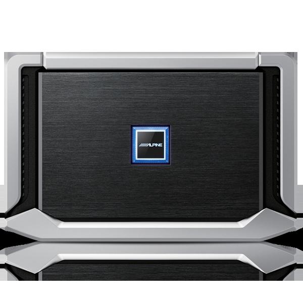 Alpine X-A90M Mono Block Amplifier
