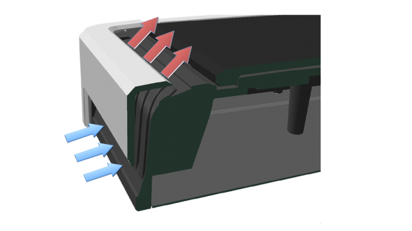 X-Series_Amp_Heat_Sink