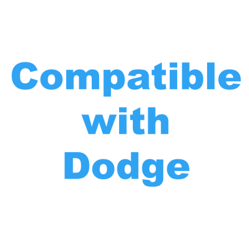 Compatible with Dodge