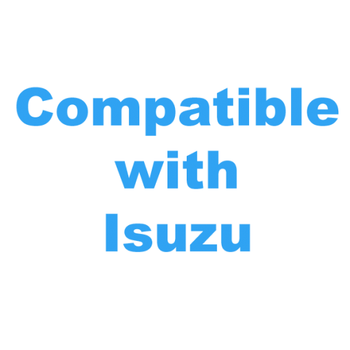 Compatible with ISUZU